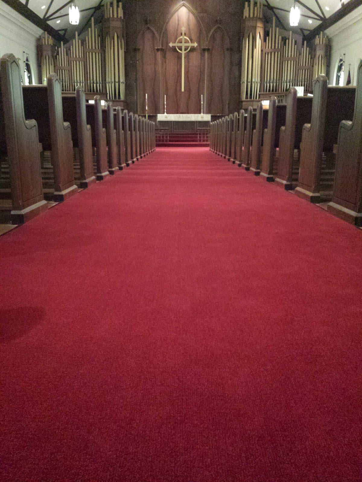 Trinity United Methodist Eagle Mat Amp Floor Products
