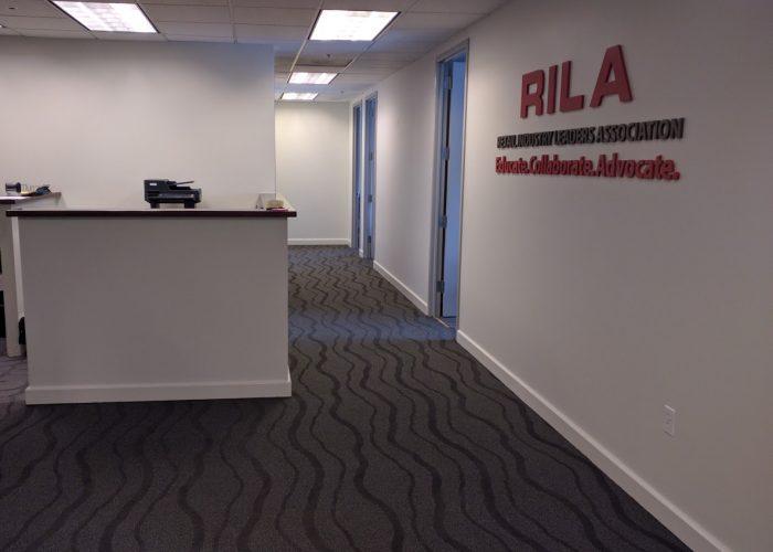 RILA Reception Area
