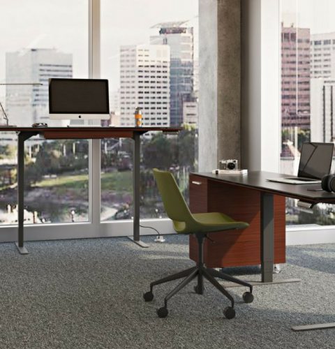 Work in Comfort: Sit to Stand Workstations