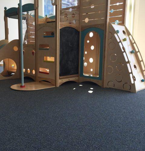 Safety Flooring Installation – YMCA Fairfax, Reston Indoor Play Area