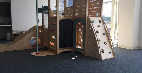 YMCA Fairfax, Reston Indoor Play Area