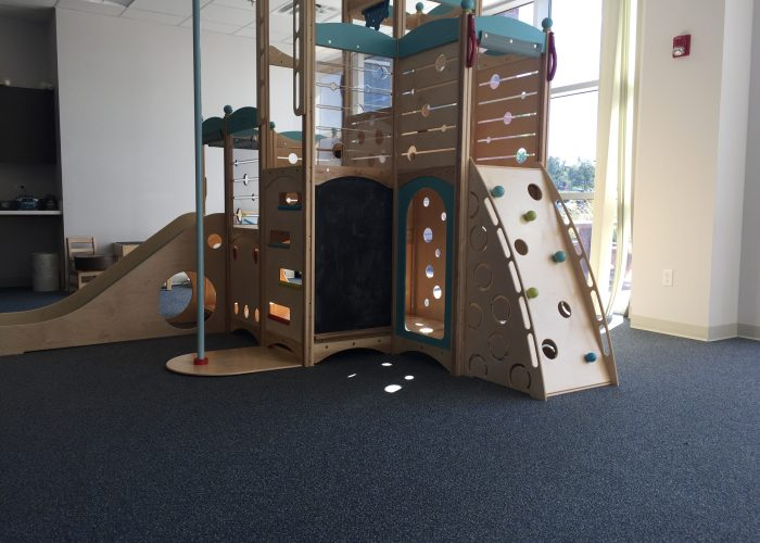 YMCA Fairfax, Reston Indoor Play Area