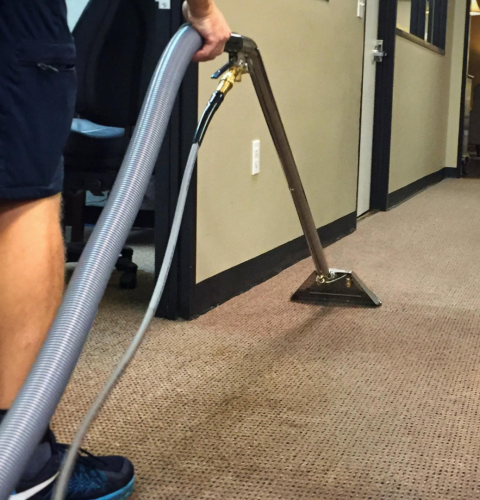 Commercial Carpet Cleaning Essentials: Professional Deep Clean
