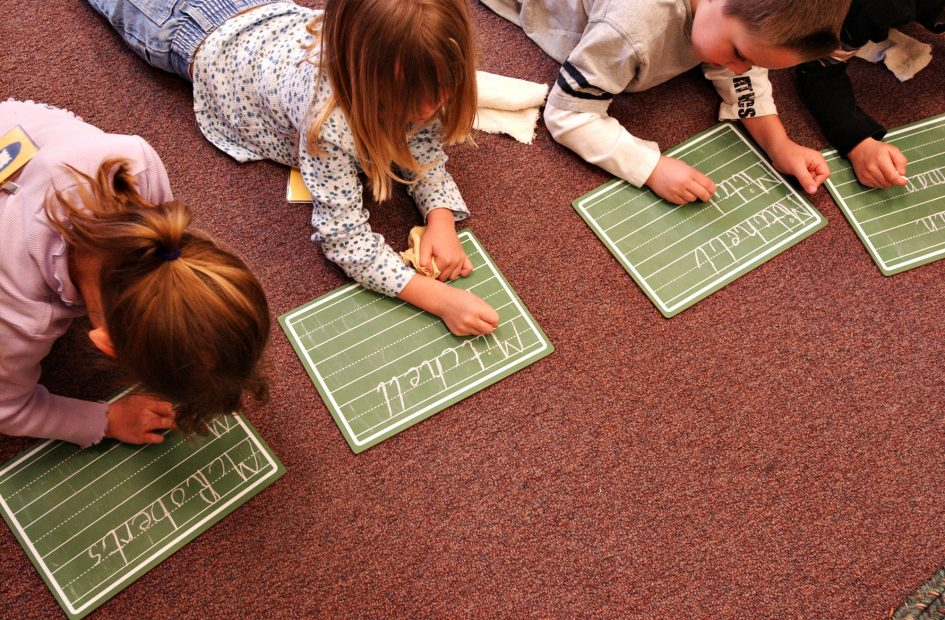 How to Keep Classroom Floors Clean