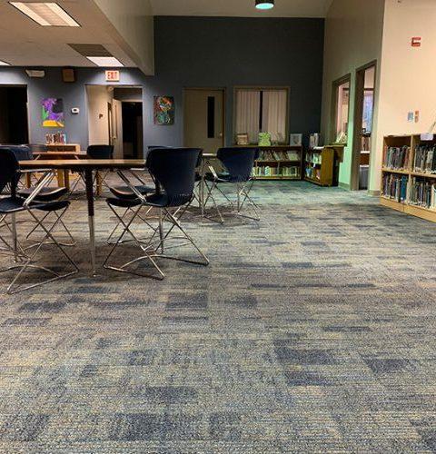 The Barrie School – School Flooring Installation