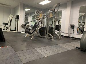 Fitness Center Flooring