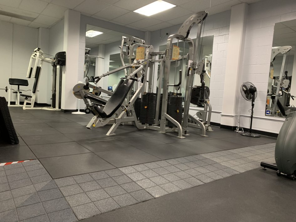 Fitness Center Flooring
