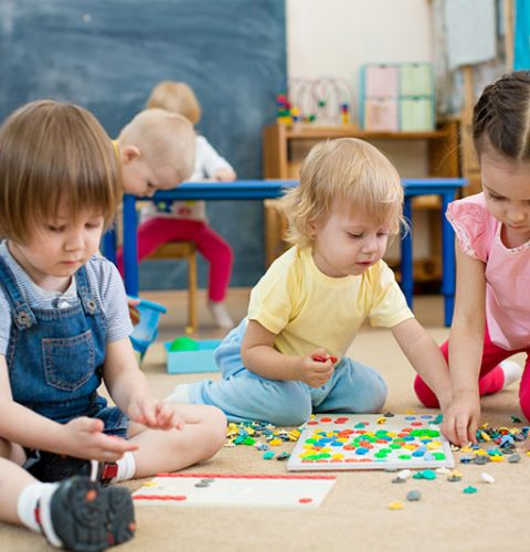 The Best Flooring for Daycares and Playrooms