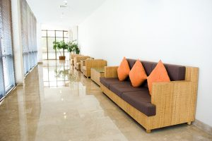 Today's Popular Trends in Hospitality Spaces & Flooring