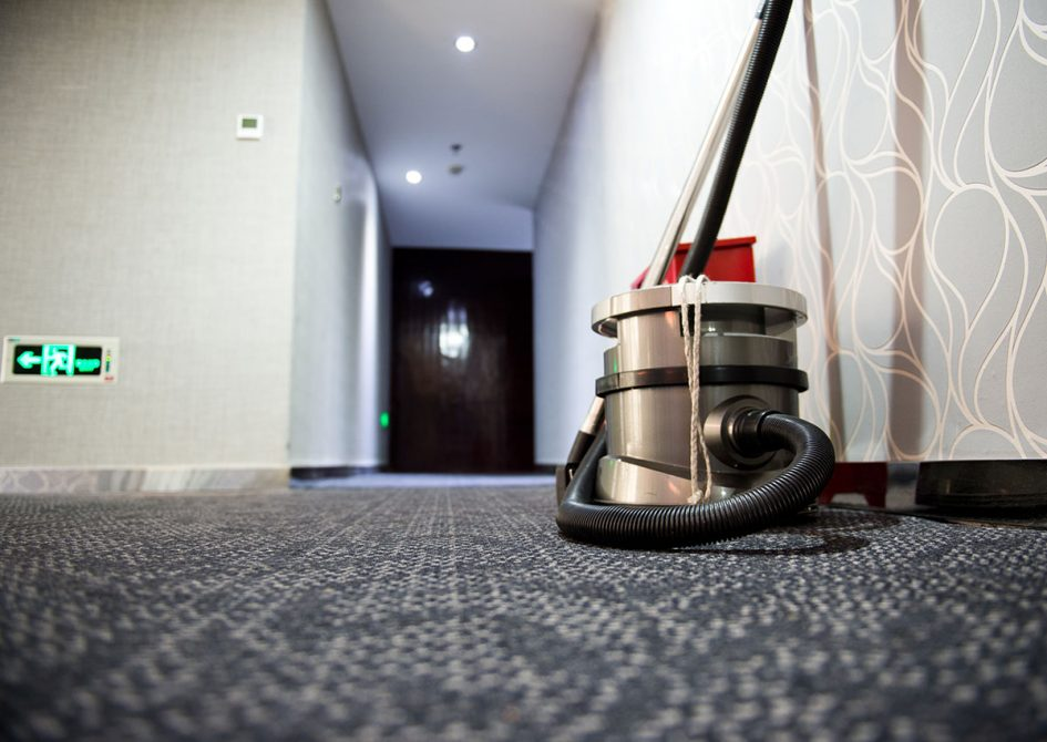 Vacuum Schedule: Carpet Cleaning for Your Facility